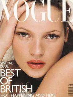 Kate Moss на обложках журнала UK Vogue. Комментарии : LiveInternet - Российский Сервис Онлайн-Дневников