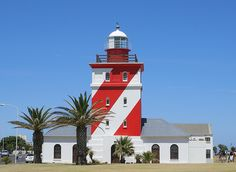Green Point Lighthouse Cape Town,   Creative Commons photo by Danie van der Merwe