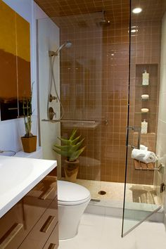 Glass wall dividers introduce glamor and modern style into a room by providing a free exchange of color and dazzling light between spaces. When used to separate an en-suite bathroom it not only seals away moisture from adjoining rooms but gives you the opportunity to add brilliant new style and light to ordinary spaces. Long …