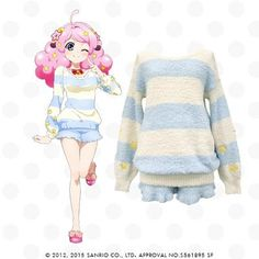 Collaboration introduction 4 ♪ <More> http:. // www Cynthiarowley.Jp/news/2015/07/0 12211.Html ... SHOW is being introduced in series the collaboration character and the item with BY ROCK !! ♡ your next mower ♪ # SB69 # SHOWBYROCK # Cynthia Rowley