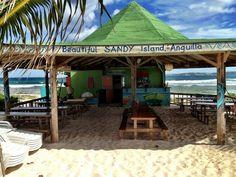 Sandy Island, Anguilla by@CaribbeanClint