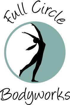 Logo design for Full Circle Bodyworks (www.fullcirclebodyworks.com). Designed by BR Graphic Design LLC (www.brgdonline.com)