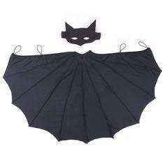 Fantasia Camiseta Morcego - Taioca - O Sapo e a Princesa