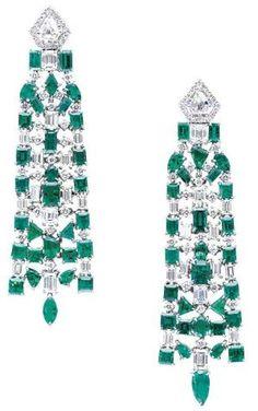 Earrings  Michael Youssoufian  Christie's