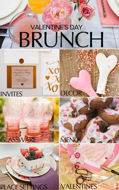 Everything you need to know to plan a Hallmark-worthy V-Day party!