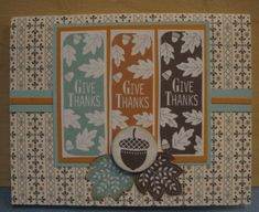 Falling Leaves by Thomasedward - Cards and Paper Crafts at Splitcoaststampers