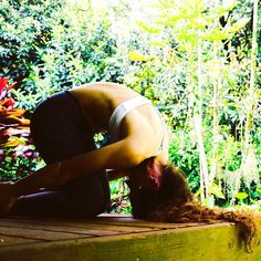 Ideas are like #rabbits . You get a couple and learn how to handle them and pretty soon you have a dozen. - #JohnSteinbeck   Day 11 of the #Yoga4Growth #yogachallenge is a #RabbitPose or #Sasangasana   How to find more #mojo in this pose:  1. make your approach from child's pose and work your bottom up from there keeping your forehead as close to the ground and your knees as possible;  2. draw up strongly through your low belly and round your mid back to lift your hips up higher.  What do…