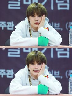 Hansol~/ I honestly don't really know who this is, but I don't care! This is very cute.
