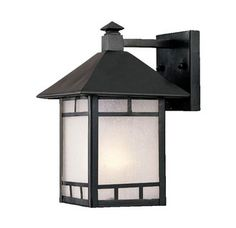 """View the Acclaim Lighting 9002 Artisan 1 Light 10.5"""" Height Outdoor Wall Sconce at Build.com."""