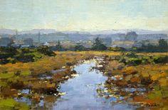 Jim McVicker Paintings: 'Small Summer Plein Air Paintings 2013'