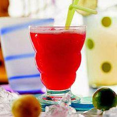 Berry Mango Slush Recipe