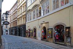 Česko, Praha - Karlova ulice