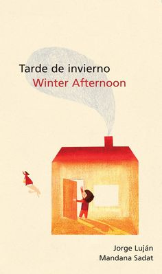 Tarde de invierno / Winter Afternoon is a charming bilingual story which introduces readers to illustrating their own stories. A little girl sits at a frosty window, drawing pictures in the condensation, as she waits for her mother to return. Her drawings tell of adventures as her mother approaches down the road.
