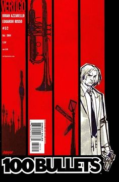 100 Bullets 52 - Johnny Depp would be perfect for this character