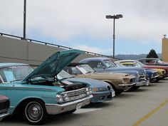 Classic Cars to be auctioned off at Russo and Steele Auction in Monterey