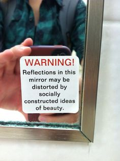 "A good ""warning"" for girls of all ages."
