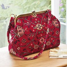 £79.99 Handmade Carpet Handbag  An exquisite and durable hand made carpet handbag made from copies of Persian-design carpets. Modern viscose carpet ensures the bag is lighter than unwieldy Victorian originals.