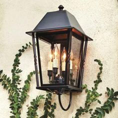 Explore outdoor lighting to brighten your patio, porch or walkway. Find the best outdoor lighting at Ballard Designs today! Garage Lighting, Porch Lighting, Luxury Lighting, Exterior Lighting, Outdoor Lighting, Lighting Ideas, Kitchen Lighting, Outdoor Garage Lights, Cabin Lighting