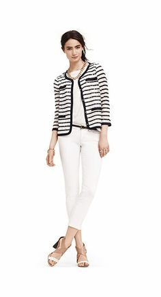 Must-Have Looks   Ann Taylor   Perfect looks to go from work to the weekend in style
