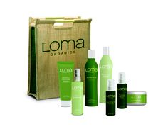 Mock up of new LOMA Organics... same products just new packaging!!