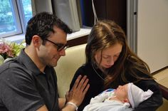 Pin for Later: See the First Photos of Chelsea Clinton's Son, Aidan!