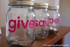 Chores & Allowance for Preschoolers | Give, Save & Spend Jars