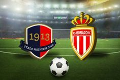 Lich bong da Caen vs Monaco, vòng 32 Ligue 1, sân Michel d'Ornano (Caen)
