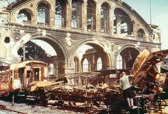1945 Anhalter Bahnhof War I Germany Poland, Germany Europe, East Germany, Berlin Germany, Berlin 1945, West Berlin, Berlin Wall, Berlin Photos, Germany