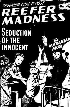 W.R. Hearst Reefer Madness Essay  Circa 1937.