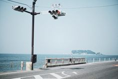 Kanagawa Prefecture, Kamakura, Traffic Light, Japan Travel, Film Photography, Fujifilm, Pixel Art, Scenery, Landscape