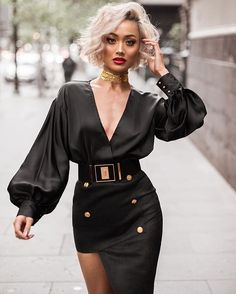 Black & gold ✨♠️✨ Micah Gianneli