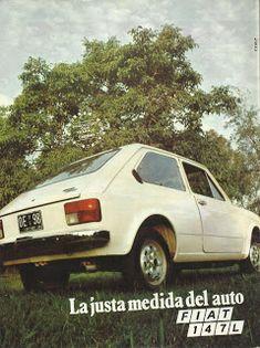 Publicidades de Automoviles en Chile: FIAT 147 L (1978) Buick, Car Advertising, Classic Cars, Nostalgia, Vehicles, Twitter, Instagram, Posters, Cars