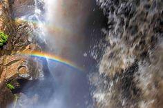 Cataratas de Iguazú: doble arcoiris (double rainbow)