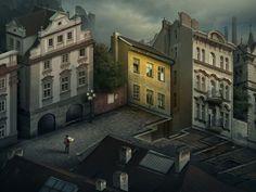 Seeing the World Through a Surreal Lens: Erik Johansson | Create