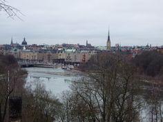 #Stockholm en hiver #sweden #suède