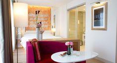 N'VY Hotel - Suite - Interior - Gasparucci Construction