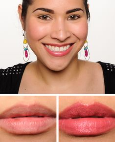 MAC Grande Dame Mineralize Rich Lipstick Review & Swatches