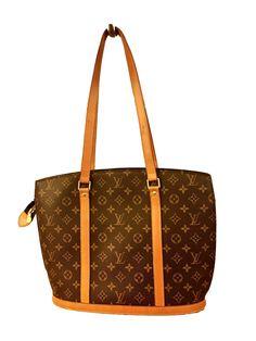 acf59ac8aa99 Louis Vuitton Monogram Babylone GM Bag. Fabulous! Louis Vuitton Monogram. Coco  et Louis