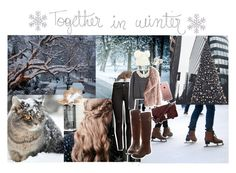 """my baby's in town and we're gonna do some winter things."" by lovelybarb ❤ liked on Polyvore featuring H&M, Proenza Schouler, BCBGMAXAZRIA, women's clothing, women's fashion, women, female, woman, misses and juniors"