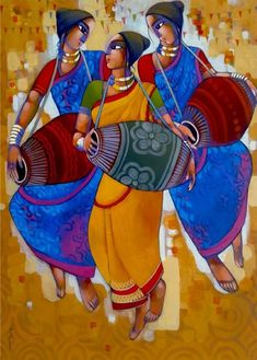 Indian Art Paintings