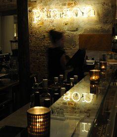 Café PINSON  58 rue du faubourg poissonnière,Paris 10e +33 (0)1 45 23 59 42 Lun-Mer: 8h30-19h Jeu-Sam: 8h30-00h
