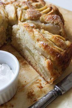Gâteau aux pommes d'automne