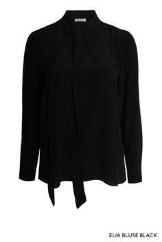 Elia Bluse Black von KD Klaus Dilkrath #kdklausdilkrath #kd #kd12 #blouse #black #shirt #fashion #eliablouse #party #kdklausdilkrath #kd #dilkrath #kd12 #outfit