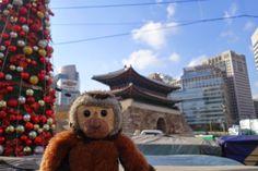 Apen matkat: Soul, osa 2, Namdaemunin katumarkkinat ja historiallinen portti http://apenmatkat.blogspot.fi/