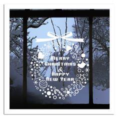 Free-shipping-Christmas-Decor-DIY-Snowflakes-Ring-Stickers-Wall-Decal-Removable-Art-Vinyl-Windows-Home-Decor.jpg (1000×1000)