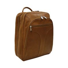 Piel Leather Checkpoint Friendly Urban Backpack 2868