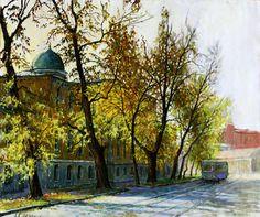 Качанов В. Сыромятников переулок.2009
