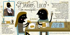 BARROS LUCO SANDWICH RECIPE #Infographic #Chile #Spanish #Food