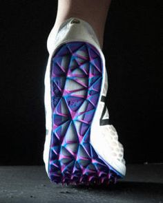 New Balance Pushes Ahead In Design Race To Bring 3-D Printed Shoes To Consumers