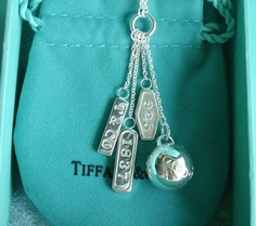silver and tiffany blue